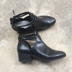 H&M booties. Good condition